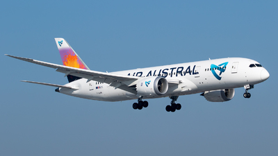 A picture of FOLRB - Boeing 7878 Dreamliner - Air Austral - © RAFAL KUKOWSKI