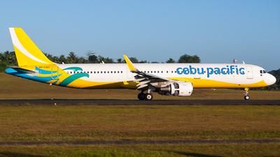 RP-C4117 - Airbus A321-211 - Cebu Pacific Air