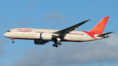 A picture of VTANJ - Boeing 7878 Dreamliner - Air India - © Dave Potter