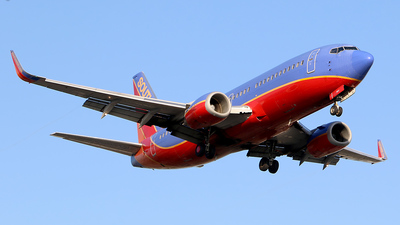 A picture of N364SW - Boeing 7373H4 - [26575] - © Joshua Ruppert