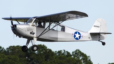 N66582 - Aeronca 7BCM Champion - Private