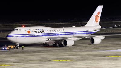 B-2482 - Boeing 747-89L - Air China