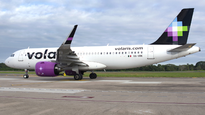 XA-VRK - Airbus A320-271N - Volaris