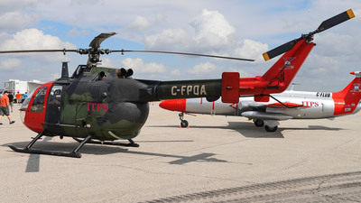 C-FPQA - MBB Bo105M - Private