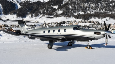 N4400B - Pilatus PC-12/47E - Private