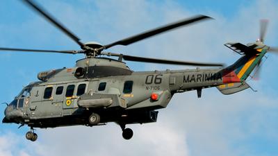 7106 - Eurocopter EC 725R2 Caracal - Brazil - Navy