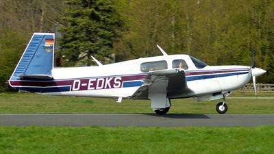 A picture of DEDKS - Mooney M20K - [251223] - © Alex Herbort