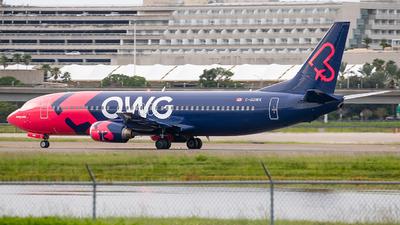 C-GGWX - Boeing 737-408 - OWG
