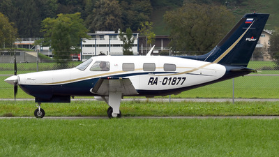 A picture of RA01877 - Piper PA46350P Malibu Mirage - [4636577] - © Mirko Bleuer