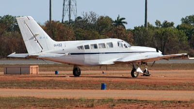 VH-KEZ - Cessna 402C - Broome Air Services