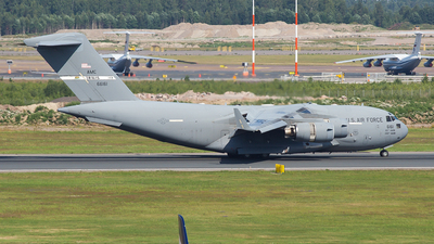 06-6161 - Boeing C-17A Globemaster III - United States - US Air Force (USAF)
