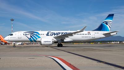 SU-GFC - Airbus A220-371 - EgyptAir