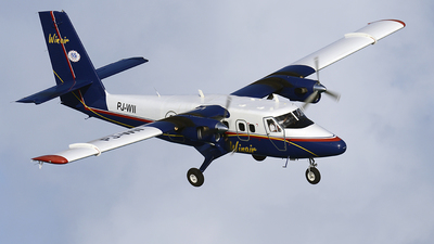 PJ-WII - De Havilland Canada DHC-6-300 Twin Otter - Winair - Windward Islands Airways