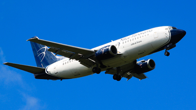 I-BPAG - Boeing 737-31S - Blue Panorama Airlines