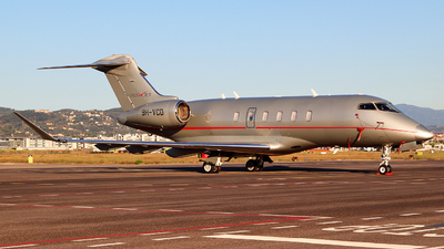 A picture of 9HVCD - Bombardier Challenger 350 - VistaJet - © Osram