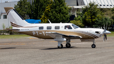 PT-TAN - Piper PA-46-500TP Malibu Meridian - Private
