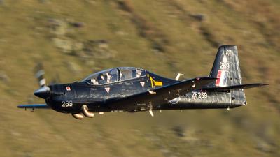 ZF269 - Short Tucano T.1 - United Kingdom - Royal Air Force (RAF)