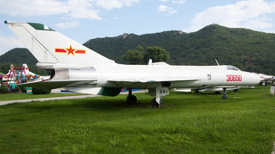 30650 - Shenyang J-8 - China - Air Force