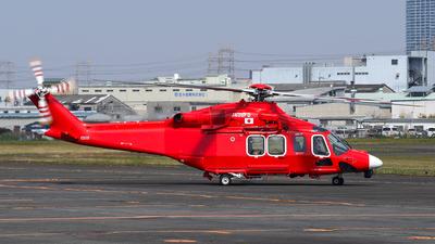 JA06FD - Agusta-Westland AW-139 - Mitsui Bussan Aerospace