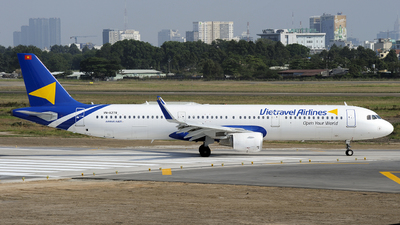 VN-A278 - Airbus A321-211 - Vietravel Airlines