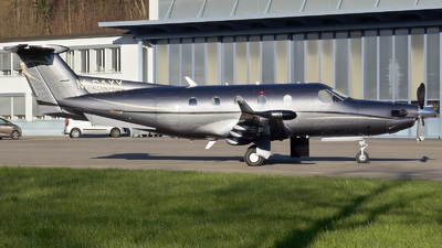 M-SAXY - Pilatus PC-12/45 - Private