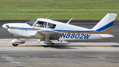 N8802W - Piper PA-28-235 Cherokee - Private