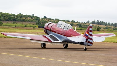 ZU-CXV - North American AT-6 Harvard IIA - Private