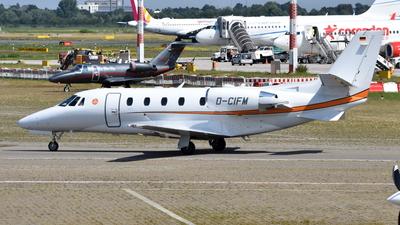 D-CIFM - Cessna 560XL Citation XLS Plus - Triple Alpha Luftfahrt