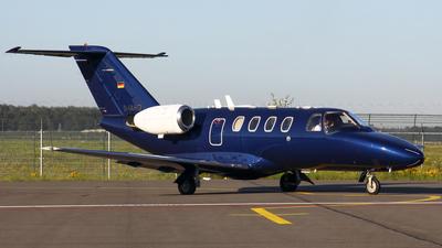 D-IAHG - Cessna 525 Citationjet CJ1 - Spree Flug