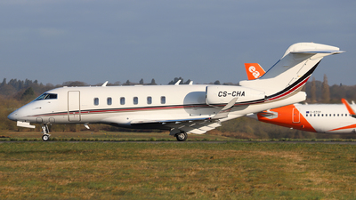 CS-CHA - Bombardier BD-100-1A10 Challenger 350 - NetJets Europe