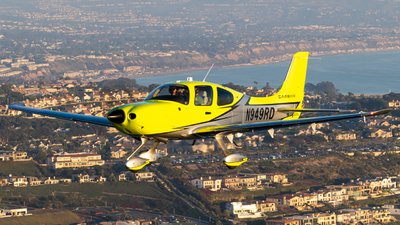 A picture of N949RD - Cirrus SR22T - [2181] - © Alex Crail