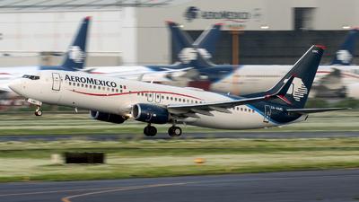 XA-AMC - Boeing 737-852 - Aeromexico