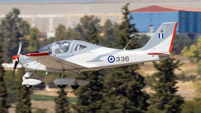 336 - Tecnam P2002JF Sierra - Greece - Air Force