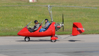 D-MBKI - AutoGyro Europe MTOsport  - Private
