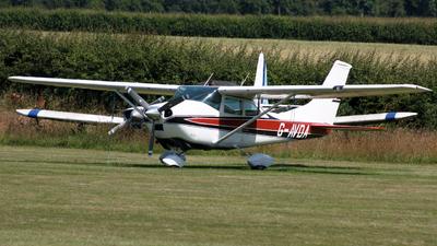 G-AVDA - Cessna 182K Skylane - Private