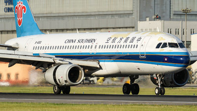 B-1690 - Airbus A320-232 - China Southern Airlines
