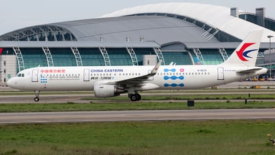 B-8570 - Airbus A321-211 - China Eastern Airlines