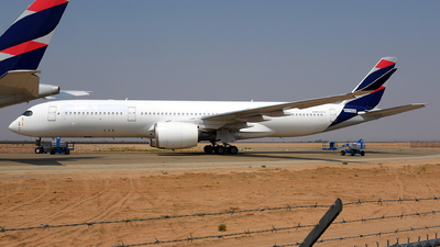 N574DZ - Airbus A350-941 - Untitled