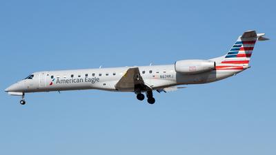 N674RJ - Embraer ERJ-145LR - American Eagle (Envoy Air)