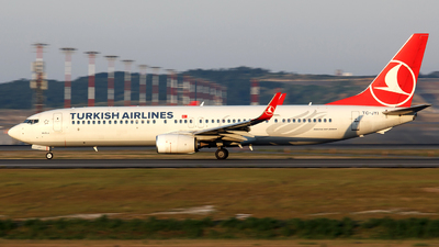 A picture of TCJYI - Boeing 7379F2(ER) - Turkish Airlines - © MBekir CKMK