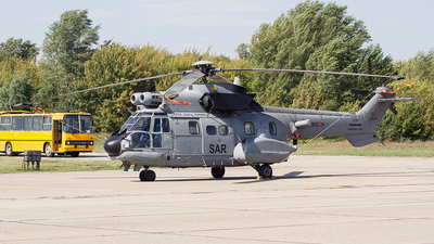 HT.21-02 - Aérospatiale AS 332B Super Puma - Spain - Air Force