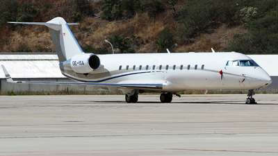 OE-ISA - Bombardier CL-600-2B19 Challenger 850 - JetAlliance