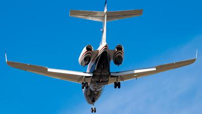 N879M - Hawker Beechcraft 900XP - Private