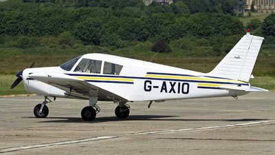 A picture of GAXIO - Piper PA28140 - [2825764] - © Hawkwind