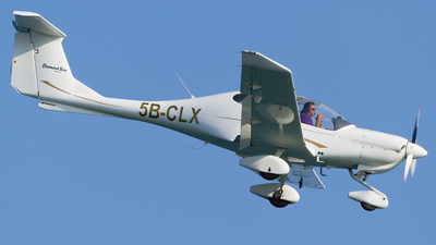 5B-CLX - Diamond DA-40D Diamond Star - Private