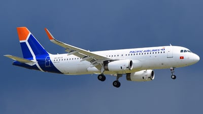VN-A573 - Airbus A320-232 - Pacific Airlines