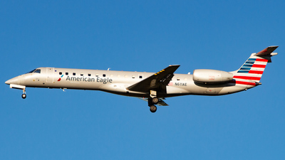 N611AE - Embraer ERJ-145LR - American Eagle (Envoy Air)