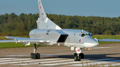 RF-94135 - Tupolev Tu-22M3 Backfire - Russia - Air Force