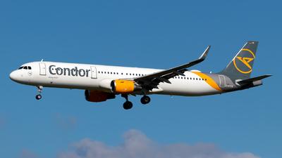 D-ATCB - Airbus A321-211 - Condor