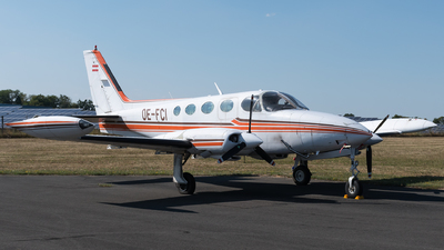 OE-FCI - Cessna 340A - Private